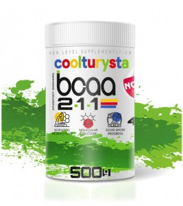 BCAA 2-1-1 INSTANT MAX  500g